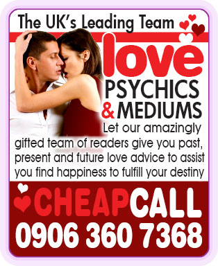 Love Psychics & Mediums